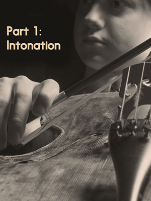 CelloMind Part 1 - Intonation